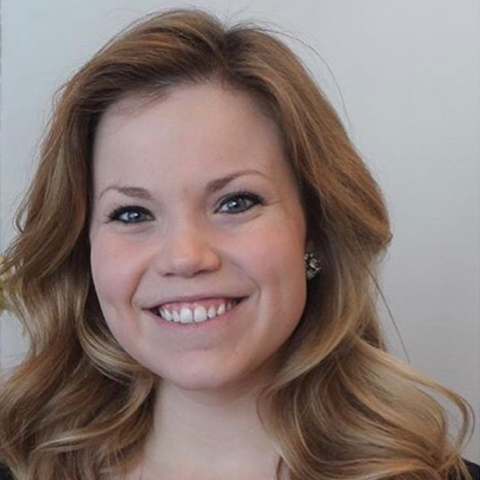 Image of Lauren, our event manager